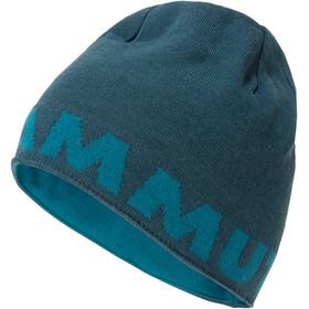 Mammut Logo Bonnet, wing teal-sapphire